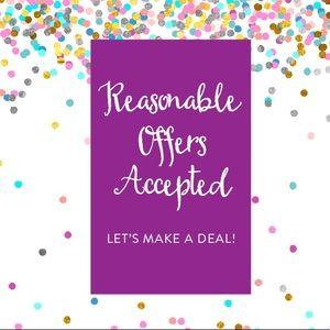 Make me an offer!! 🎉👑